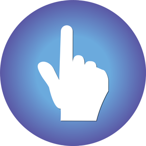 Internet Hand Cursor